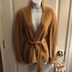 EXPRESS wrap sweater Size Small
